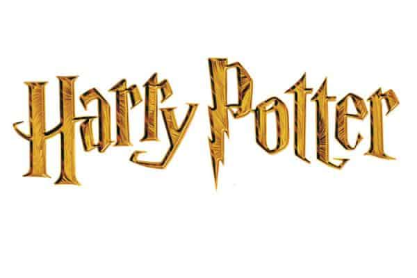 Logo Harry Potter - Home