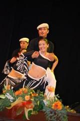 """Ciak si balla salsa portoricana, atto secondo al """"golden 2008"""""""