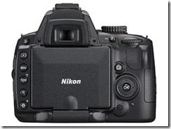 d5000 back 1 thumb - Nikon D5000, la prima reflex con monitor LCD ad angolazione variabile