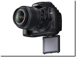d5000 lcd 4 thumb - Nikon D5000, la prima reflex con monitor LCD ad angolazione variabile