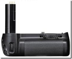 mbd80fronte thumb - Nikon D90 e battery pack MB-D80, una piacevole sorpresa.