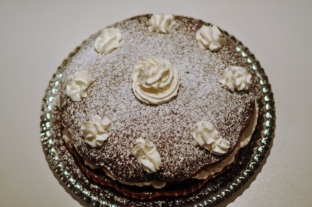 DSC 13301 - Le Ricette della pulce: la torta moretta