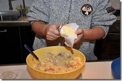 DSC 2827 thumb - Le ricette della pulce: Sformato di patate.