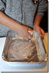 DSC 2834 thumb - Le ricette della pulce: Sformato di patate.
