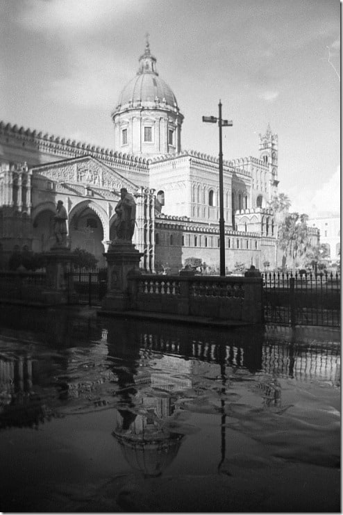 1 - Palermo, Cattedrale Riflessa, Hank Chinaski
