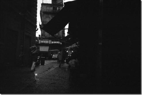 3 - Palermo, Mercato della Vucciria, Hank Chinaski