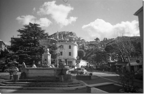 5 - Rocca di Papa, Veduta di Rocca di Papa dalla piazza centrale, Adolfo.Trinca
