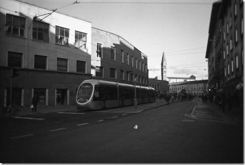 9 - Firenze, La Tramvia, ottopolina