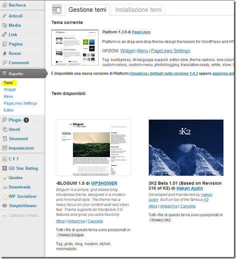 15 thumb - Come creare un blog con wordpress in 10 (semplici) passi