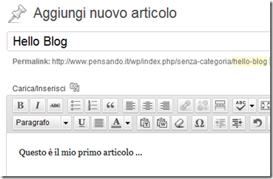 18 thumb - Come creare un blog con wordpress in 10 (semplici) passi