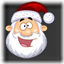 Happy-SantaClaus-icon