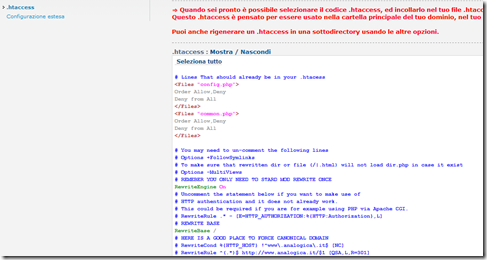 Cattura4 thumb - Come abilitare l'url rewrite su un forum phpBB3