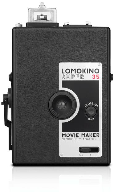 Lomokino front - LomoKino, una curiosa novità...