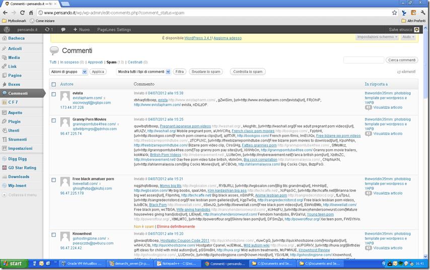 1 thumb - Come creare una copia locale di backup del tuo blog wordpress