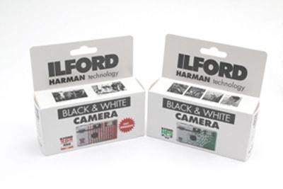 La ILFORD PHOTO introduce due nuove fotocamere usa e getta in bianco e nero