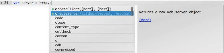 Cattura2 - c9.io, il cloud IDE gratuito per lo sviluppo collaborativo di applicazioni web in node.js, php, python, ruby, ...