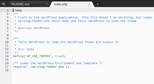 Cattura6 - Come installare wordpress gratis sul cloud IDE c9.io