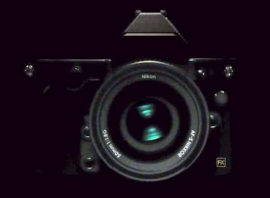 Nikon DF camera teaser 4 - Nikon Pure Photography, la presentazione ufficiale il giorno 5 Novembre 2013