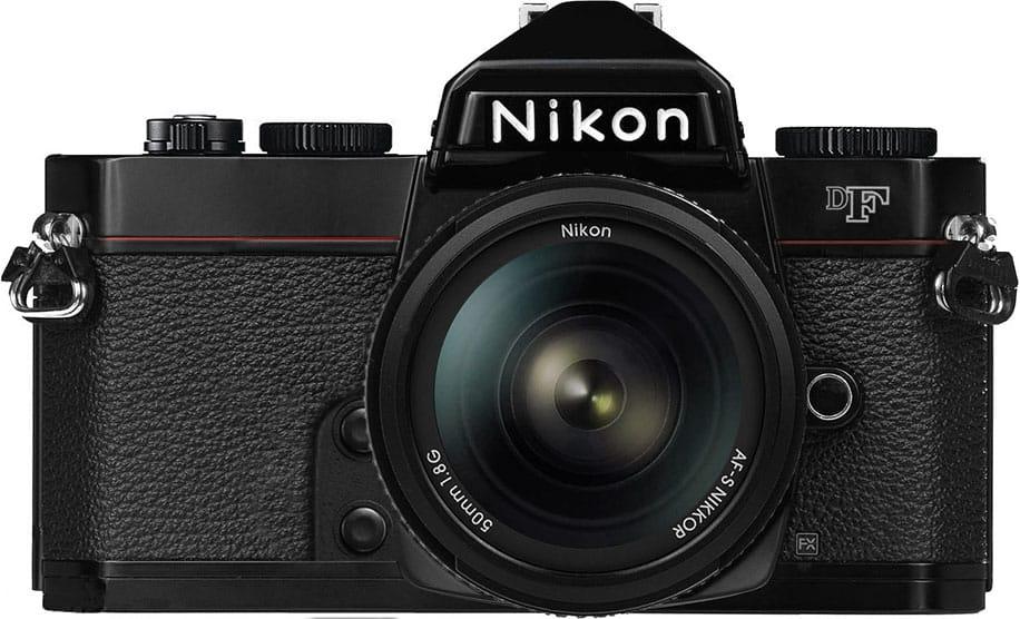 Nikon DF mockup - Nikon Pure Photography, la presentazione ufficiale il giorno 5 Novembre 2013