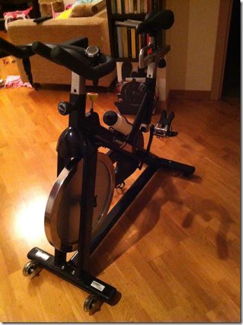 IMG_0490_thumb Vendo Splendida Horizon S3 Indoor Spin Bike - VENDUTA ideas
