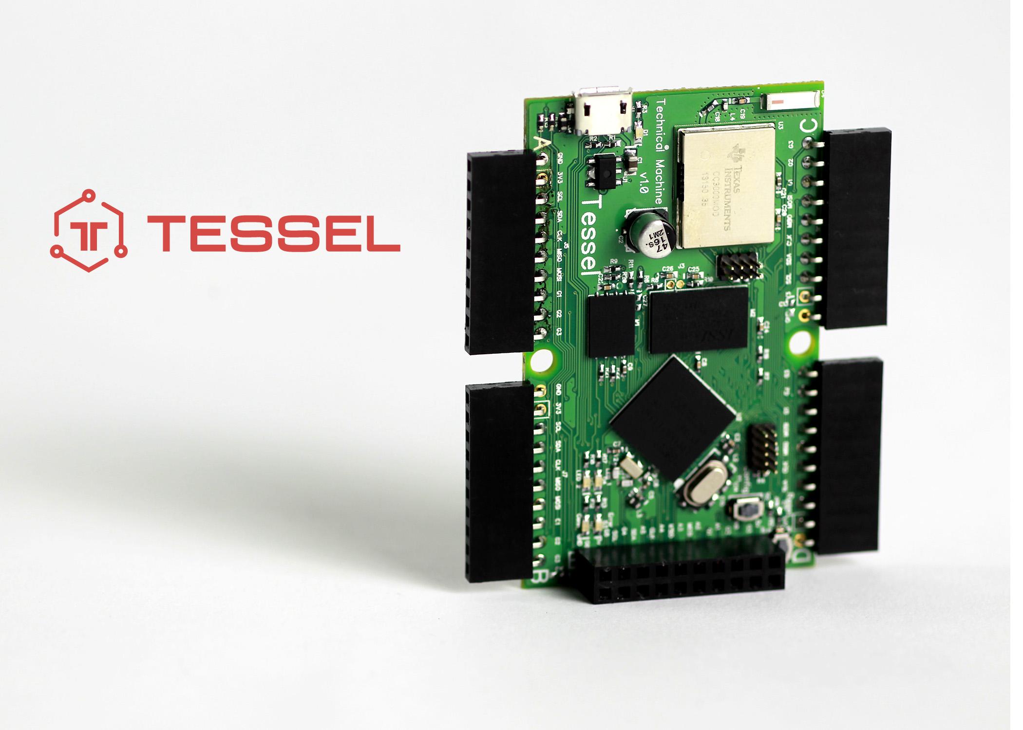 tessel-press