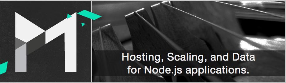 hosting, scalabilità e big data per applicazioni node.js? c'è modulus.io