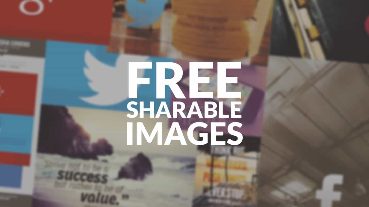 free-shareable-images-feature
