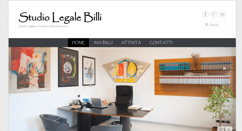 studiolegalebilli1 - portfolio