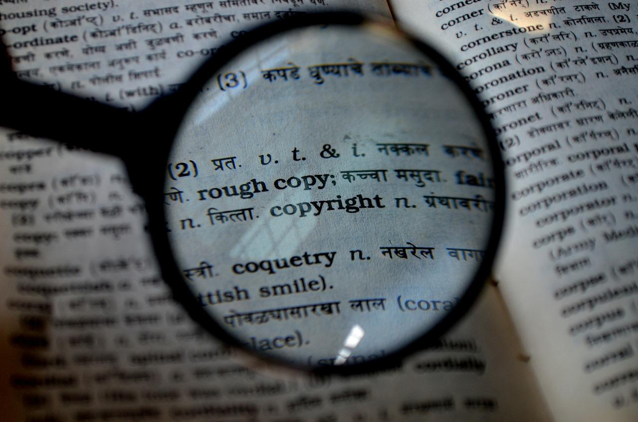 copyright: sei sicuro di sapere cosa significa?