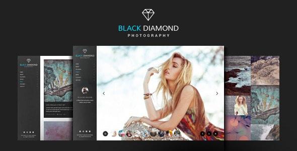 diamond - Sei un fotografo? Ecco i migliori temi per il tuo website in wordpress