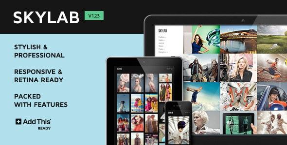 skylab Sei un fotografo? Ecco i migliori temi per il tuo website in wordpress photo photoblog recensioni tech