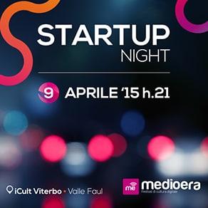 startupnight_292px Medioera, festival di cultura digitale dal 9 al 12 Aprile 2015 medioera social media tech