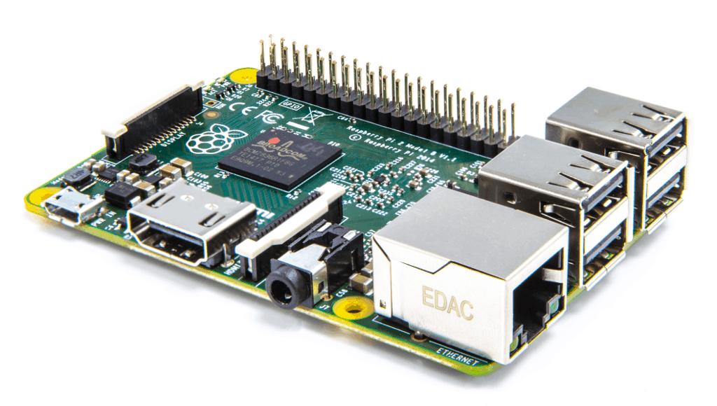 Pi2ModB1GB - Tessel 2 e Raspberry pi 2 - micro device per IoT a confronto