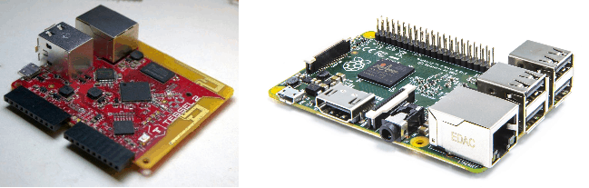tessel vs pi1 - Home