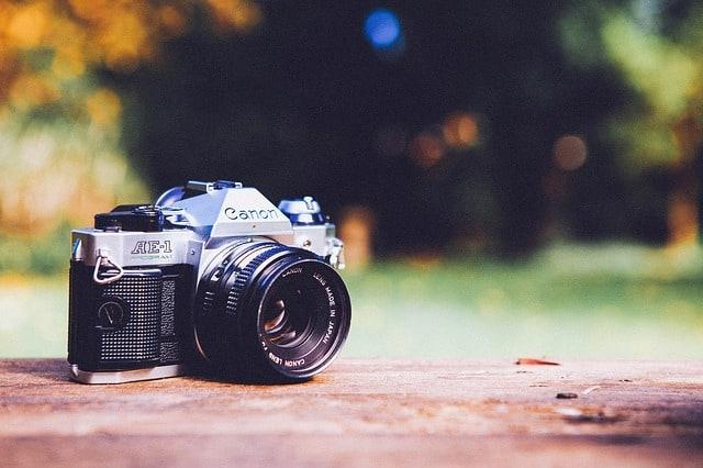 fotocamere analogiche usate: 7 splendidi modelli 35mm