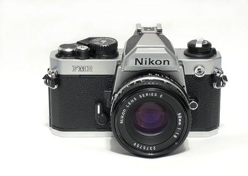 nikon FM2 - fotocamere analogiche usate : 7 splendidi modelli 35mm