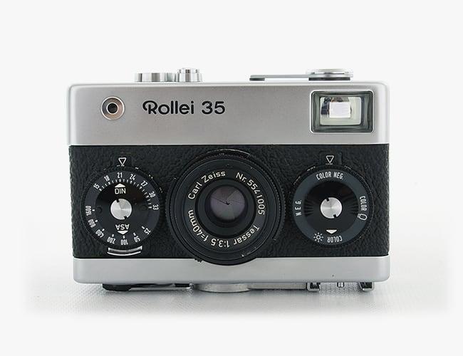 rollei 35s - fotocamere analogiche usate : 7 splendidi modelli 35mm