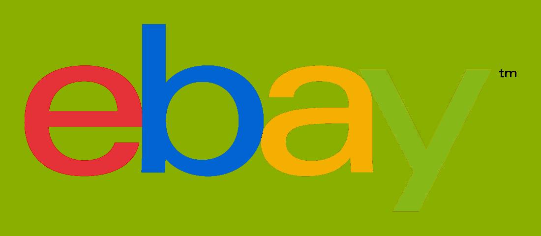 EBay logo - I migliori ecommerce dove acquistare schede arduino