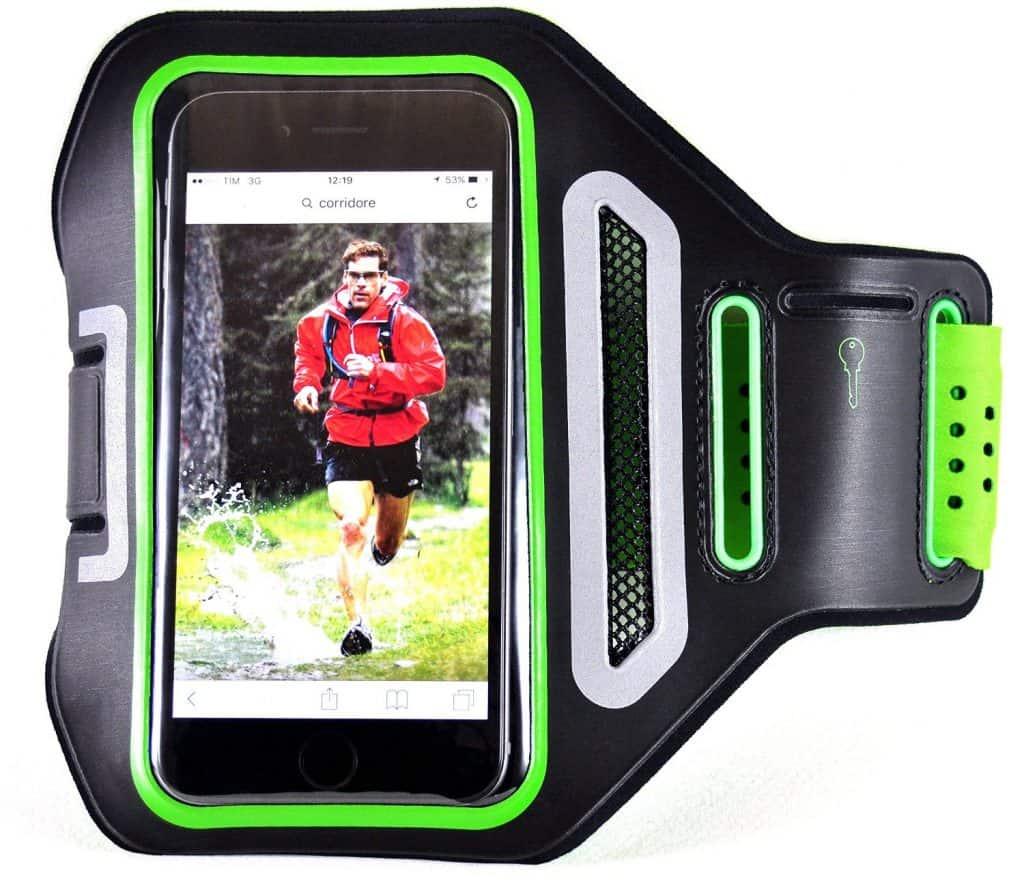 fascia sportiva iphone 1 e1486567502493 - La miglior fascia sportiva da braccio per iPhone