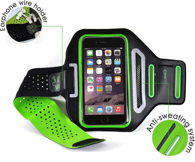 fascia sportiva iphone 2 - La miglior fascia sportiva da braccio per iPhone