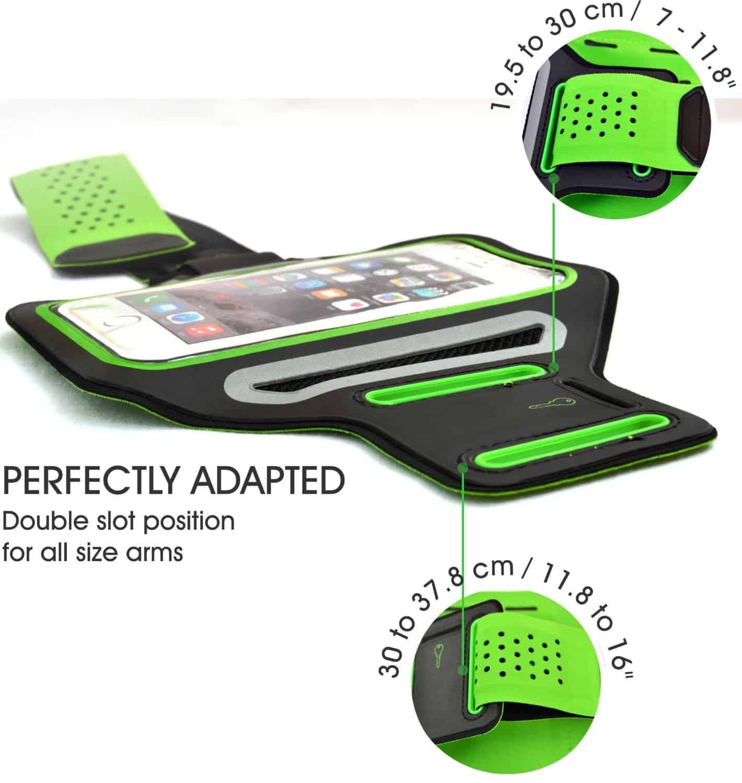 fascia sportiva iphone 5 - La miglior fascia sportiva da braccio per iPhone