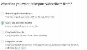 Schermata 2016 08 16 alle 16.39.33 300x172 - Come migrare da feedburner a mailchimp e gestire una (straordinaria) newsletter