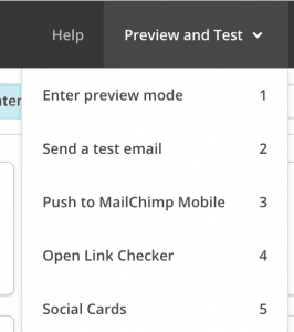mailchimp 11