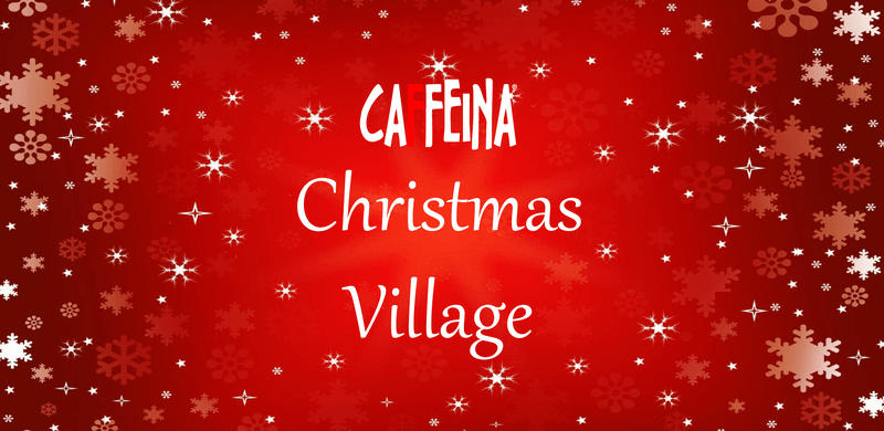 Caffeina Christmas Village: la magia del Natale nel centro storico di Viterbo