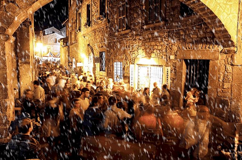 1. caffeina christmas village risultato - Caffeina Christmas Village: la magia del Natale nel Centro storico di Viterbo