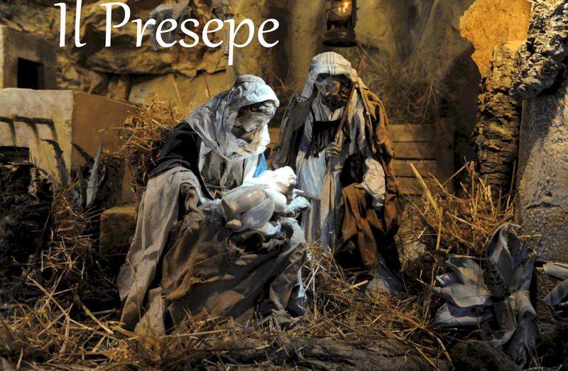 11. caffeina christmas village presepe risultato - Caffeina Christmas Village: la magia del Natale nel Centro storico di Viterbo