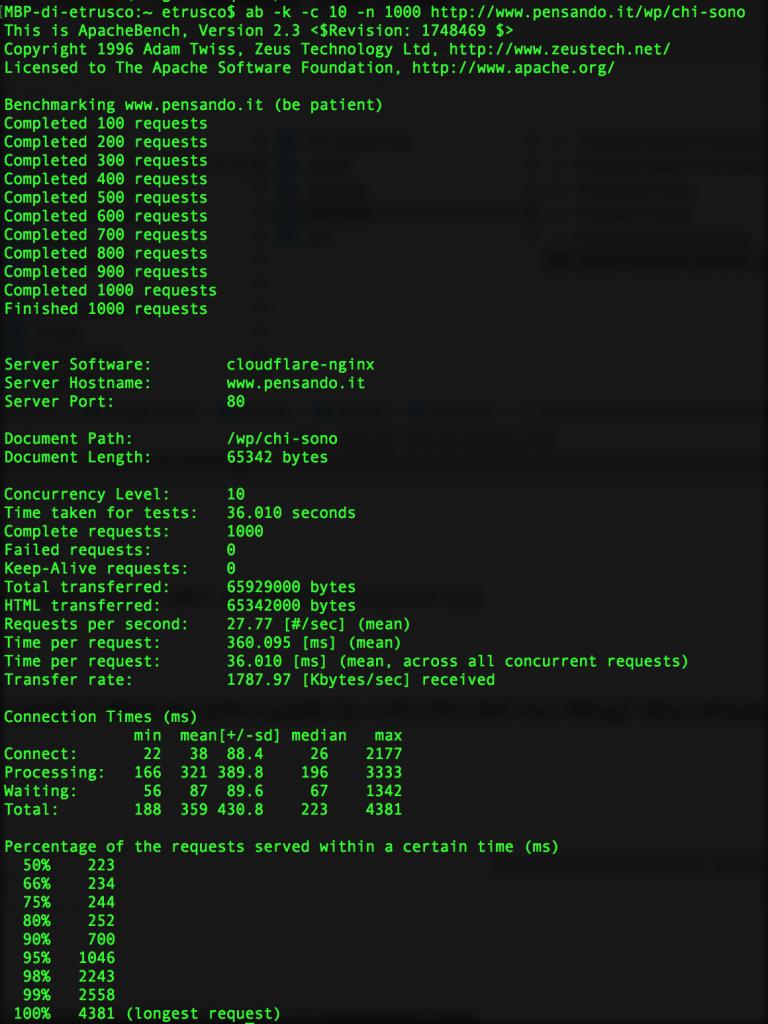 6 apache benchmark 768x1024 - Come misurare (seriamente) la velocità del tuo blog?
