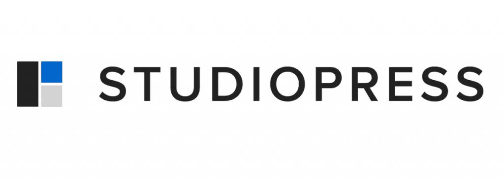 logo studiopress 1024x366 - velocizzare wordpress : wprocket cloudflare studiopress siteground
