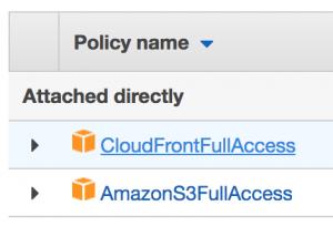 005 IAM permessi s3 e cloudfront 1 300x214 - AWS CloudFront CDN: Come configurarla per velocizzare wordpress