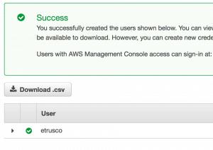 006 IAM fine utente 1 300x212 - AWS CloudFront CDN: Come configurarla per velocizzare wordpress